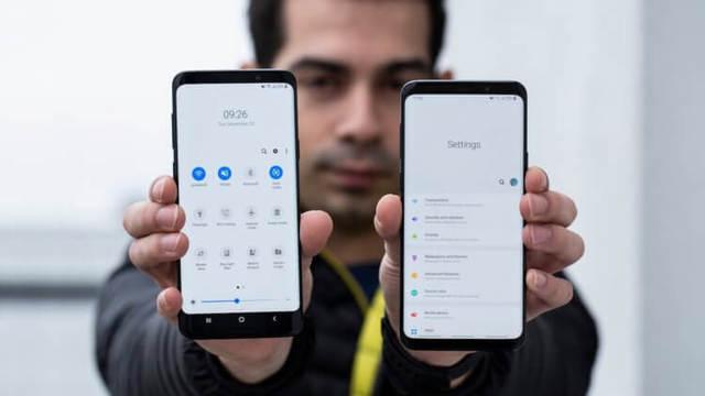 Android 9 Pie снижает автономность Galaxy S8 и Galaxy S9
