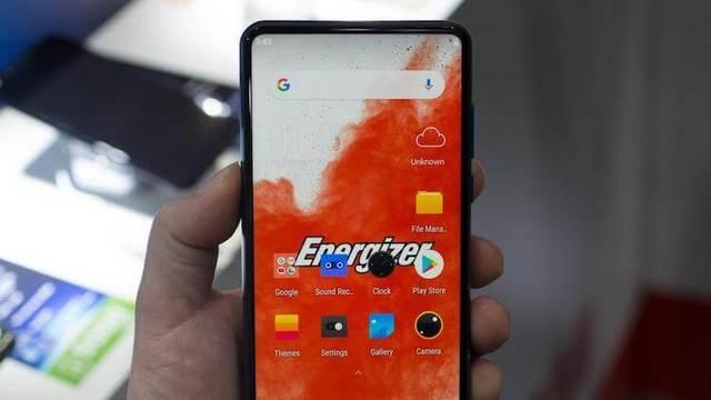 Android-смартфон с самым мощным аккумулятором в мире