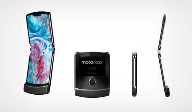 Складной Motorola RAZR все ближе: стали известны спецификации