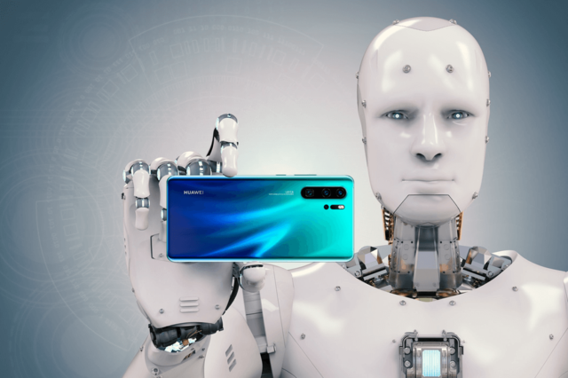 Как Huawei собирается диагностировать глазные заболевания при помощи своих смартфонов и ИИ