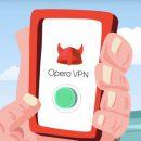 В Opera для Android появился бесплатный VPN