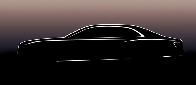 Опубликованы тизеры нового седана Bentley Flying Spur