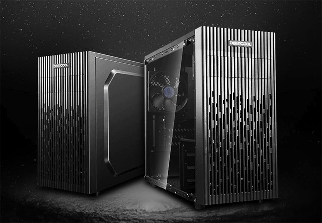 Deepcool Matrexx 30: корпус со стеклянной стенкой для компактного ПК