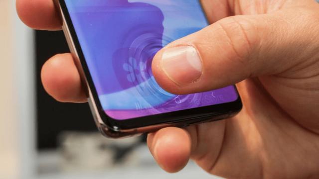 Как улучшить работу сканера отпечатков пальцев в Samsung Galaxy S10