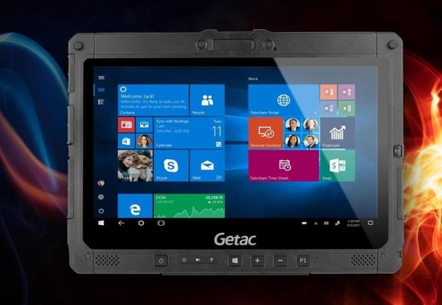 Getac K120-Ex: защищённый планшет для промышленного использования