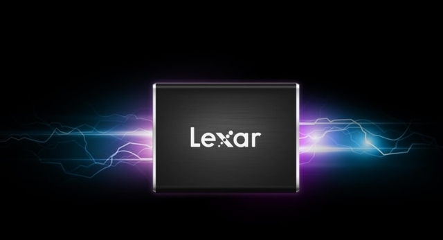 Lexar анонсировала самый быстрый в мире портативный SSD ёмкостью 1 Тбайт