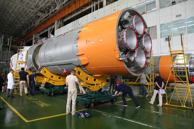 В России появится новый центр ракетного двигателестроения