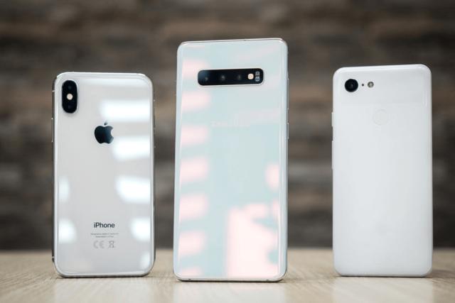 Galaxy S10+ vs Pixel 3 vs iPhone XS: чья камера лучше снимает ночью?