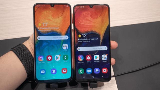 Samsung готовит еще 3 смартфона из линейки Galaxy