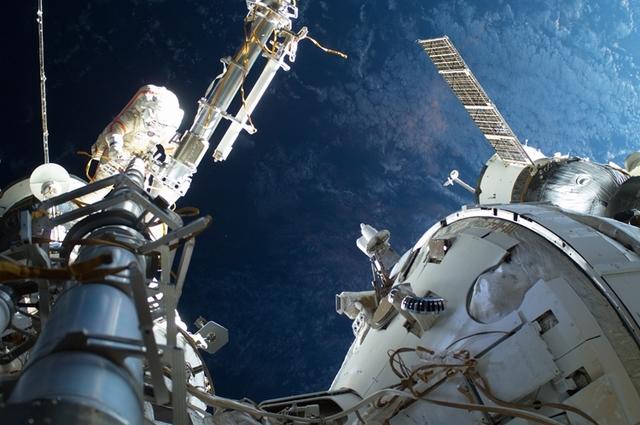 Россия создаст космическую стиральную машину